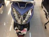 Motocicleta elétrica do diodo emissor de luz com motor sem escova