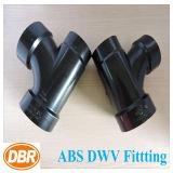 Ajustage de précision de Dwv d'ABS de taille de pouce 2*1-1/2*2 réduisant le té sanitaire