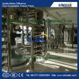 De Machine van de Raffinaderij van de Ruwe olie van de Palm van de Sojaboon van de Pinda van de zonnebloem