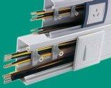 Profils de PVC pour la ligne de guichet