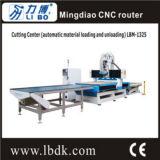 Router di CNC della Cina Woodworking con Yaskawa Driver e Hsd Spinder