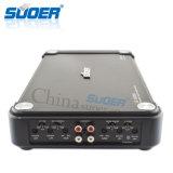 Nuevo amplificador de potencia del canal del amplificador 4 del coche de Suoer 2016 con la mejor calidad (SE-4600A)