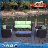 مريحة [رتّن] حديقة تصميم أريكة مجموعة