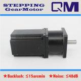 1:4 del cociente del motor/de la caja de engranajes de escalonamiento de NEMA23 L=77mm