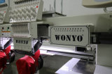 4 hoofden 9 de Hoed van de Kleur automatiseerden de Gemengde Machine van het Borduurwerk