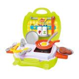 Люкс решетка барбекю претендует игрушку игры варя установленную игру кухни (10250387)
