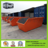 6m Outdoor Steel Skip Bin aucun Door