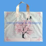 Printingの柔らかいLoop Plastic Carrier Bag