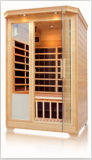 CE, ETL Approved Far Infrared Sauna in Carbon Heaters