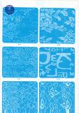 De katoenen Stof van het Kant voor Kleding/Kledingstuk/Schoenen/Zak/Geval M200 (Breedte: 8cm)