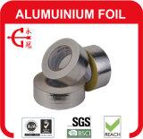 Cintas adhesivas del papel de aluminio para el conducto