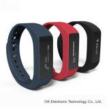 Ursprüngliches Iwown I5 plus intelligentes Armband Bt4.0 imprägniern Schlaf Moniter intelligentes Armband