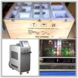 O equipamento o mais novo da remoção do cabelo do salão de beleza do laser do diodo