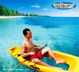 Sentarse solo en parte superior Kayak Fondo Transparente (SDV-2)