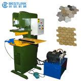 Multi Funktionsstein, der hydraulische dekorativer Stein-Fliese-Aushaumaschine aufbereitet