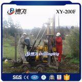 matériel Drilling de puits d'eau de main de Portable de 300m-400m
