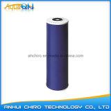 10 '' grosser Wasser-Filtereinsatz des Blau-GAC