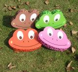 사탕 선물 상자를 인쇄해 귀여운 만화 개구리