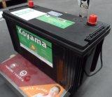 alta calidad sin necesidad de mantenimiento de la batería de coche de 12V 100ah N100
