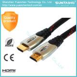 Alta calidad 2.0 1.4 cable de alta velocidad de la versión 1080P 3D HDMI