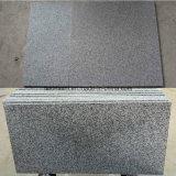 La Cina ha lucidato G603, bianco del sesamo, mattonelle grige di cristallo del granito di Bianco per il pavimento/parete/punti