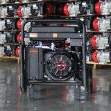 車輪およびハンドルカム専門ガソリン発電機とのバイソン((h) 3kw 3kVA中国) BS4500mのキーの開始の容易な移動