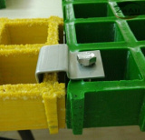 /Fiberglassに火格子を付ける小型Mesh///FRP/GRPによって形成される格子か通路