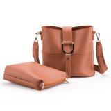 Sacchetto di grande capienza, borsa delle signore del progettista, sacchetto dell'anello di Crossbody Meatl di modo