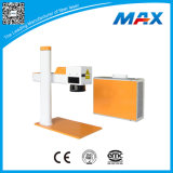 Máquina portátil da marcação do laser da fibra de 20W Mopa no processamento do metal