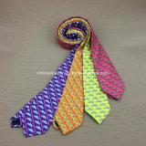 100% de seda impresa personalizada Mens al por mayor Corbatas Personalizadas