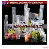 Bolso del regalo del partido con el regalo corporativo plástico del bolso de basura de las compras (G8091)