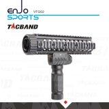 Vertikaler Vorderaluminiumgriff mit LED-Taschenlampe Vfg02