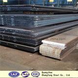 Сталь плиты горячекатаной пластичной прессформы стальная подгонянная Nak80/P21