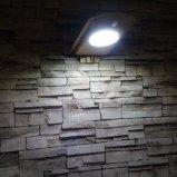 4W boa qualidade IP65 todo em uma luz solar da parede do diodo emissor de luz