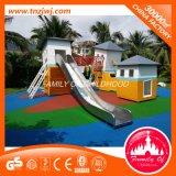 De commerciële Apparatuur van de Speelplaats van het Stuk speelgoed van Jonge geitjes Openlucht Plastic