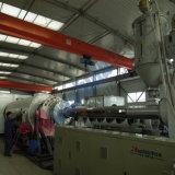 HDPE de Thermische Isolerende Lijn van de Uitdrijving van de Pijp van het Jasje (9601680mm)