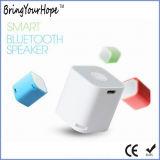Obturador alejado del cubo Altavoz Bluetooth elegante del Anti Perdida (XH-PS-658)