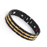 Power Sports Bracelets for Men Energy Black Color 10114