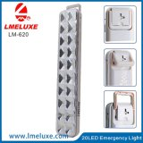 新製品携帯用再充電可能なSMD緊急LEDの照明