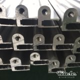 Profilo di alluminio irregolare per il blocco per grafici della macchina