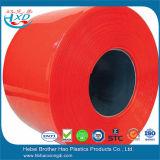 えんじ色のはんだ付けする適用範囲が広い6mm PVCビニールプラスチック溶接のストリップのドア・カーテンロールスロイス