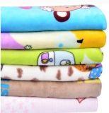多彩なデジタル印刷の赤ん坊か子供または子供毛布