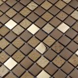 Нержавеющая сталь смешивания картины пола мозаики шоколада