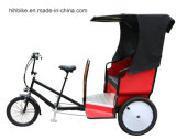 Elektrisches Pedicab Fahrrad mit Energie
