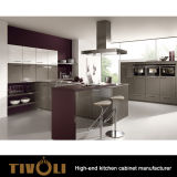 가정 부엌 찬장 Tivo-0104h를 위한 백색 부엌 디자인