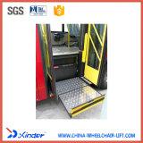 Levage électrique et hydraulique de la CE de fauteuil roulant