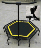 Handgreep Mini salto alto Salto hexagonal Fitness Trampoline