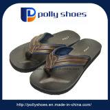 Sandalias y zapatillas de cuero de los hombres de moda de verano