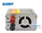 Invertitore di CC 12V dell'invertitore di potere dell'automobile di prezzi bassi 350W di Suoer (SDA-350A)