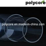 투명한 둥근 폴리탄산염 단단한 관